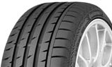CONTINENTAL CONTISPORTCONTACT 3 255/35 R21
