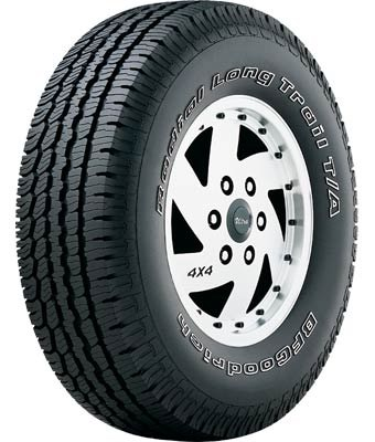 BFGoodrich LONG TRAIL T/A TOUR 255/65 R 17 108 T