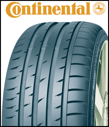 Continental 205/45 R17 84W ContiSportContact 3 SSR