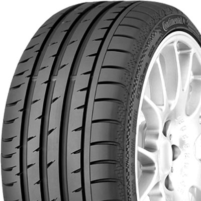 Continental 255/30 R21 FR ContiSportContact 3