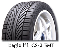 Goodyear 245/40 R18 88Y EAGLE F1 GS-2 EMT
