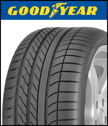 Goodyear 255/30 R20 92Y EAGLE F1 ASYMMETRIC